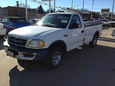 1997 Ford F-150 for sale at Dino Auto Sales in Omaha NE