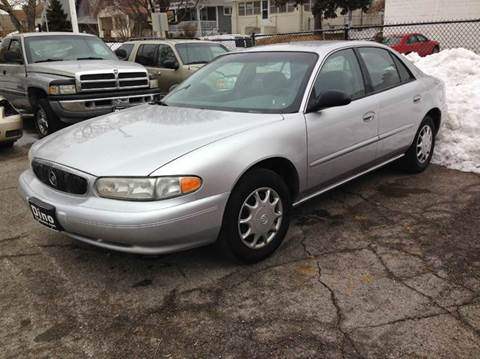 2004 Buick Century for sale at Dino Auto Sales in Omaha NE