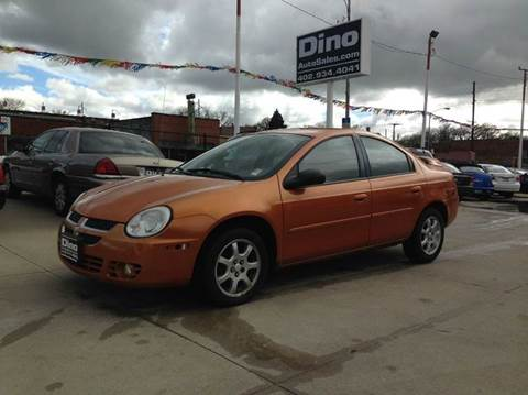 2005 Dodge Neon for sale at Dino Auto Sales in Omaha NE