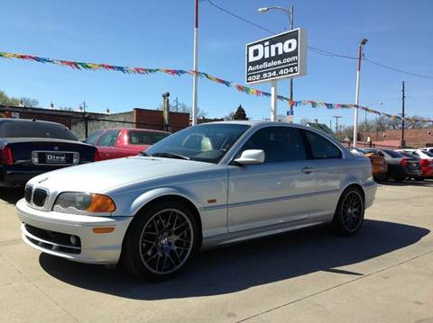 2001 BMW 3 Series for sale at Dino Auto Sales in Omaha NE