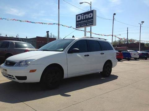 2007 Ford Focus for sale at Dino Auto Sales in Omaha NE