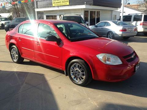 2005 Chevrolet Cobalt for sale at Dino Auto Sales in Omaha NE
