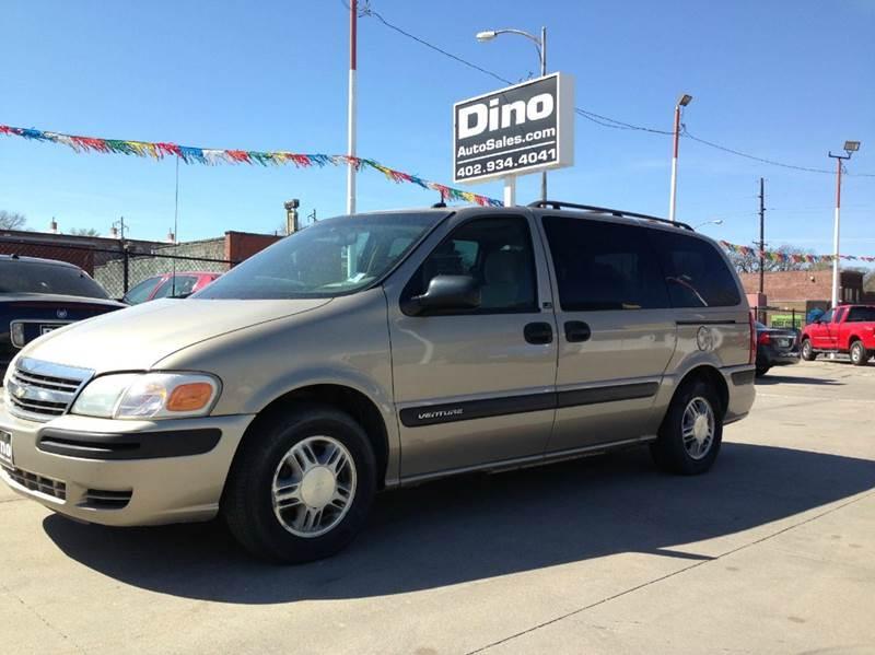 2003 Chevrolet Venture Ls 4dr Extended Mini Van In Omaha Ne Dino