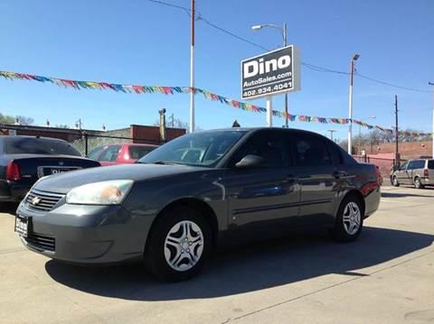 2007 Chevrolet Malibu for sale at Dino Auto Sales in Omaha NE
