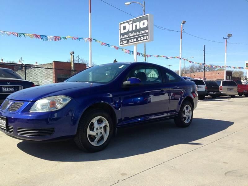 2007 Pontiac G5 for sale at Dino Auto Sales in Omaha NE