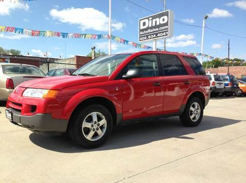 2005 Saturn Vue for sale at Dino Auto Sales in Omaha NE