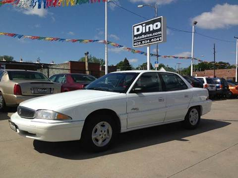 1997 Buick Skylark for sale at Dino Auto Sales in Omaha NE
