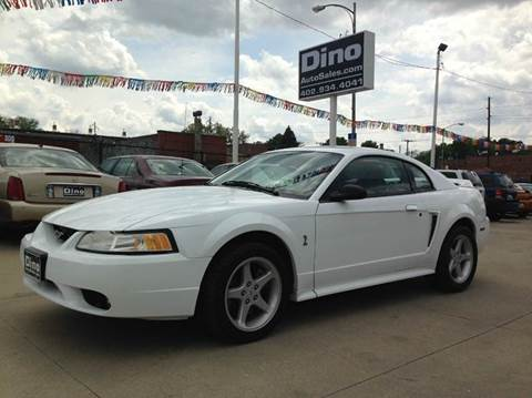 1999 Ford Mustang SVT Cobra for sale at Dino Auto Sales in Omaha NE
