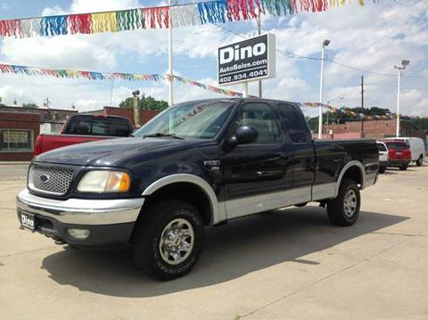 1999 Ford F-250 for sale at Dino Auto Sales in Omaha NE