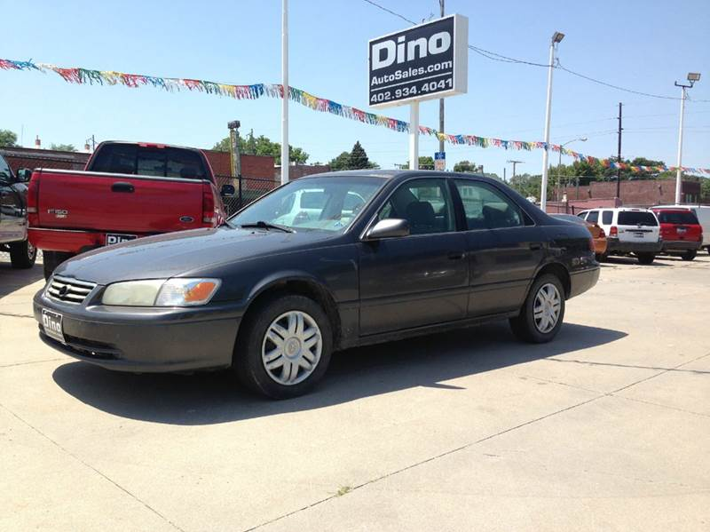 2001 Toyota Camry for sale at Dino Auto Sales in Omaha NE