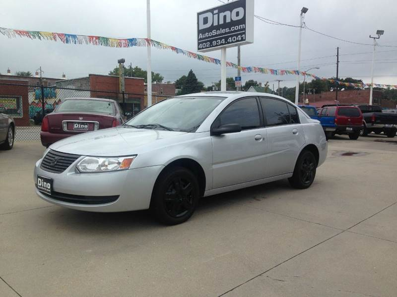 2007 Saturn Ion for sale at Dino Auto Sales in Omaha NE