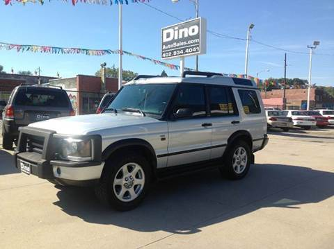 2004 Land Rover Discovery for sale at Dino Auto Sales in Omaha NE