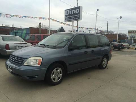 2004 Ford Freestar for sale at Dino Auto Sales in Omaha NE