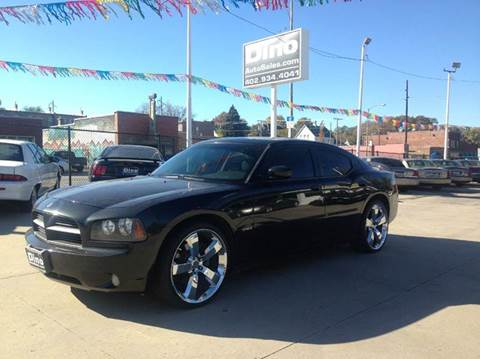 2006 Dodge Charger for sale at Dino Auto Sales in Omaha NE