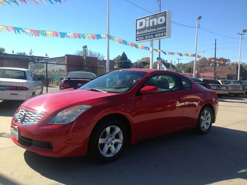 2008 Nissan Altima for sale at Dino Auto Sales in Omaha NE