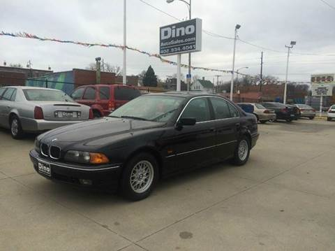 1998 BMW 5 Series for sale at Dino Auto Sales in Omaha NE