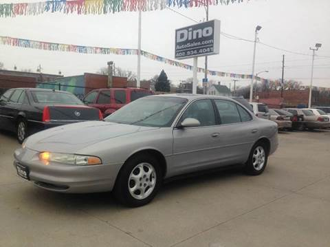1998 Oldsmobile Intrigue for sale at Dino Auto Sales in Omaha NE