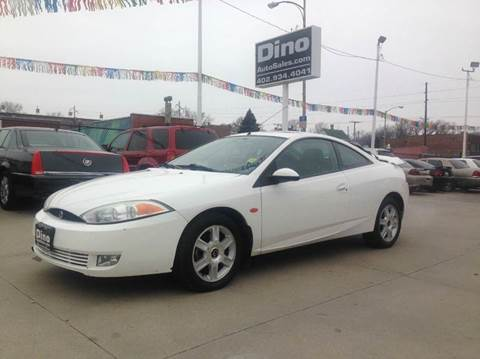 2001 Mercury Cougar for sale at Dino Auto Sales in Omaha NE