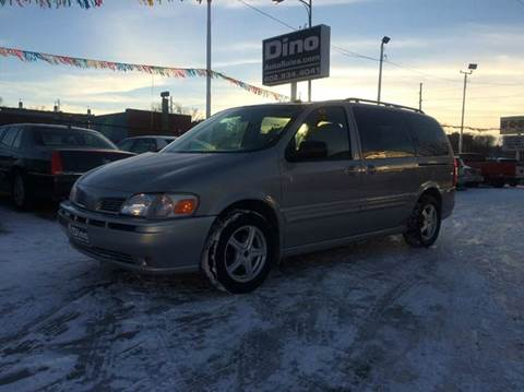 2004 Oldsmobile Silhouette for sale at Dino Auto Sales in Omaha NE