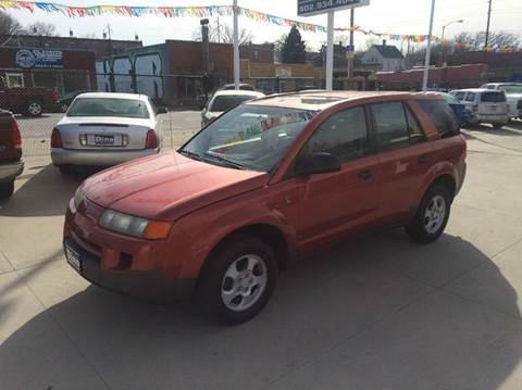 2002 Saturn Vue for sale at Dino Auto Sales in Omaha NE