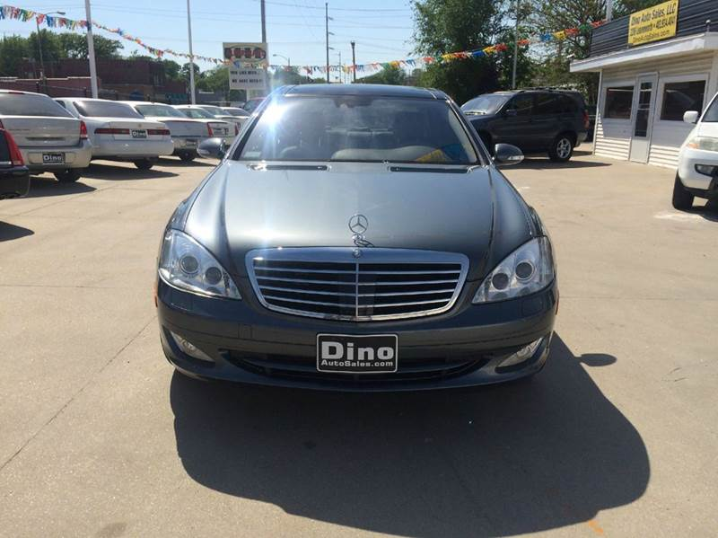 2008 Mercedes-Benz S-Class AWD S 550 4MATIC 4dr Sedan - Omaha NE