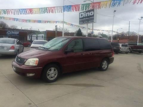 2006 Ford Freestar for sale in Omaha, NE