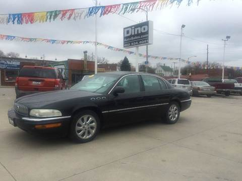 2005 Buick Park Avenue for sale at Dino Auto Sales in Omaha NE