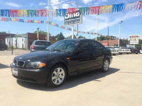 2003 BMW 3 Series for sale at Dino Auto Sales in Omaha NE