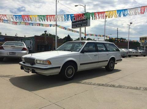 1993 Buick Century for sale at Dino Auto Sales in Omaha NE