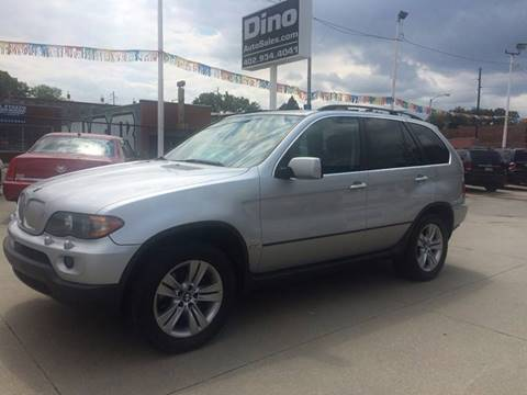 2005 BMW X5 for sale at Dino Auto Sales in Omaha NE