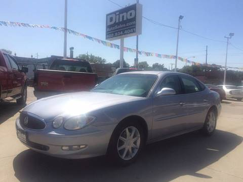 2006 Buick LaCrosse for sale at Dino Auto Sales in Omaha NE