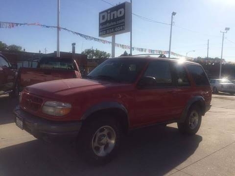 1999 Ford Explorer for sale at Dino Auto Sales in Omaha NE