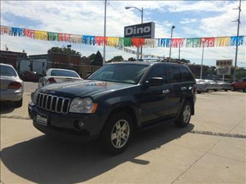 2007 Jeep Grand Cherokee for sale at Dino Auto Sales in Omaha NE
