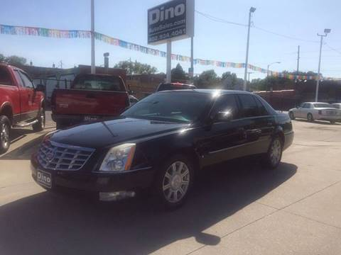 2010 Cadillac DTS for sale in Omaha, NE