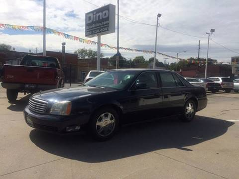 2003 Cadillac DeVille for sale in Omaha, NE