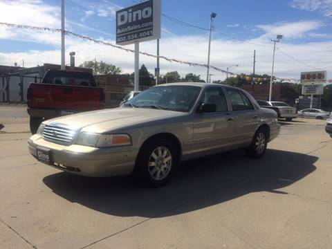 2007 Ford Crown Victoria for sale at Dino Auto Sales in Omaha NE