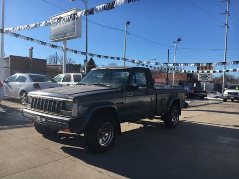 1989 Jeep Comanche for sale in Omaha, NE