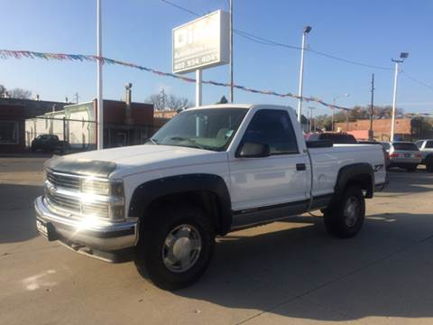 1996 Chevrolet C/K 1500 Series for sale at Dino Auto Sales in Omaha NE