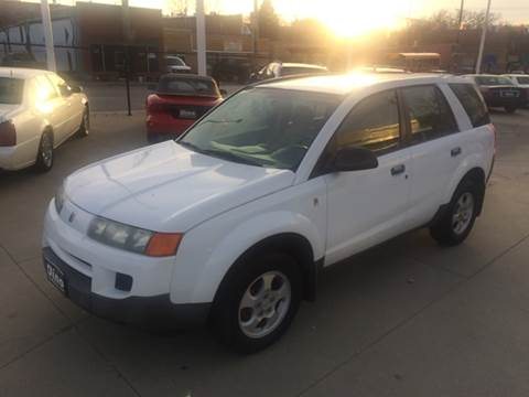2003 Saturn Vue for sale at Dino Auto Sales in Omaha NE