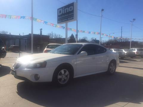 2007 Pontiac Grand Prix for sale at Dino Auto Sales in Omaha NE