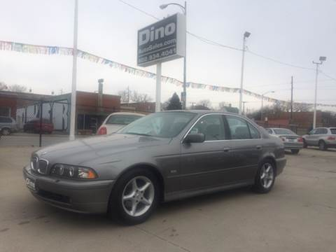 2002 BMW 5 Series for sale at Dino Auto Sales in Omaha NE