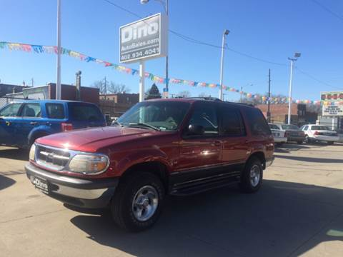 1998 Ford Explorer for sale at Dino Auto Sales in Omaha NE