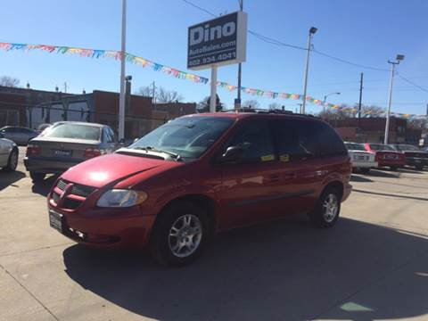 2004 Dodge Caravan for sale at Dino Auto Sales in Omaha NE