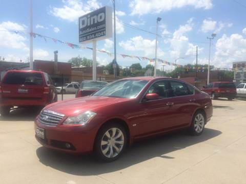 2006 Infiniti M35 for sale at Dino Auto Sales in Omaha NE