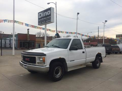 1999 GMC Sierra 2500 Classic for sale at Dino Auto Sales in Omaha NE
