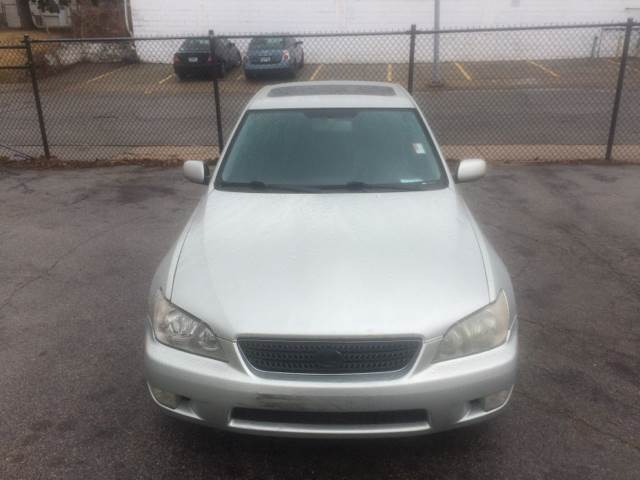 2003 Lexus IS 300 for sale at Dino Auto Sales in Omaha NE
