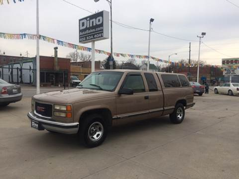 1997 GMC Sierra 1500 for sale at Dino Auto Sales in Omaha NE