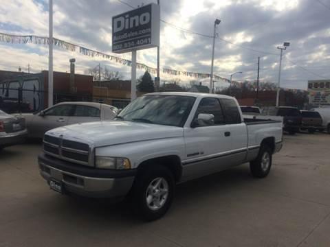 1996 Dodge Ram Pickup 1500 for sale at Dino Auto Sales in Omaha NE