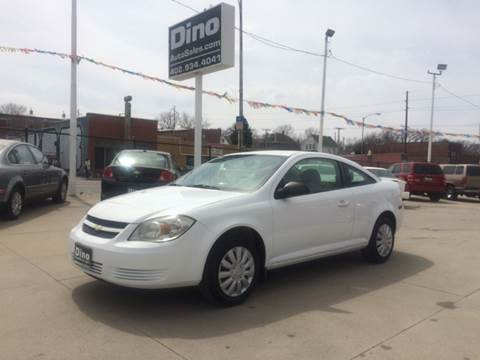 2010 Chevrolet Cobalt for sale at Dino Auto Sales in Omaha NE