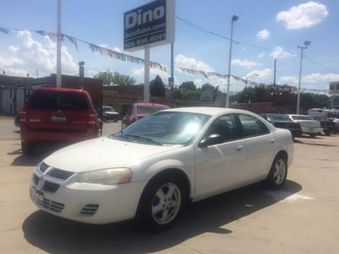 2006 Dodge Stratus for sale at Dino Auto Sales in Omaha NE